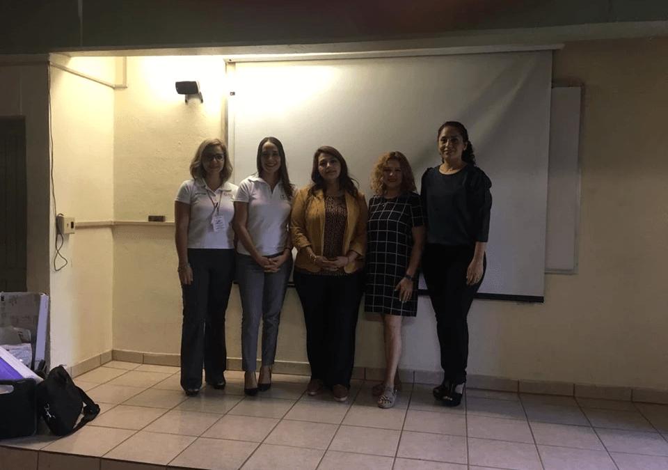 ICM impartió la plática de Prevención de la violencia contra niñas y mujeres, en el ITSC.