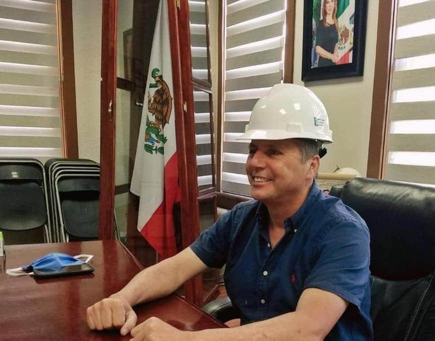 """Fondo Minero 2018 es una realidad para Cananea"" Eduardo Quiroga Jiménez, Presidente Municipal."