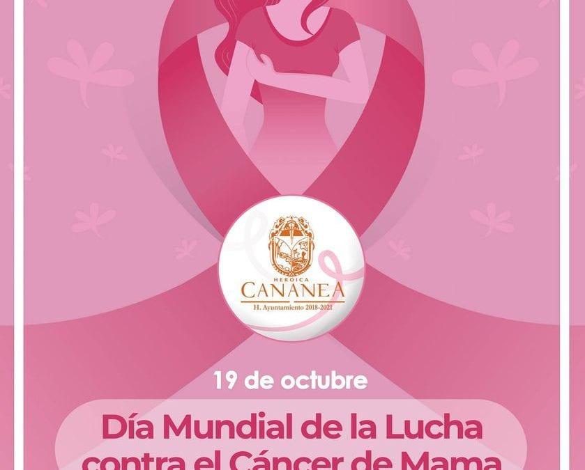 Día Mundial de la Lucha contra el Cáncer de Mama.