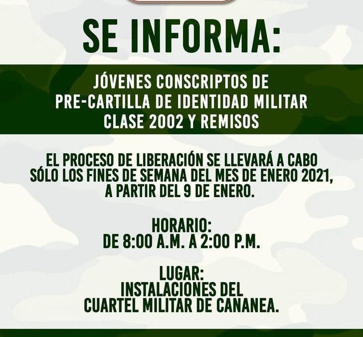 El Gobierno Municipal de Cananea informa: