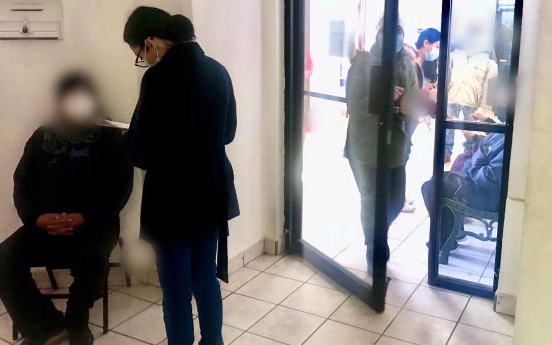 Gobierno Municipal de Cananea, a través de la Dirección de Desarrollo Social informa que el apoyo para el registro de vacunación contra el COVID-19 de los Adultos Mayores ha generado mucha confianza entre la población