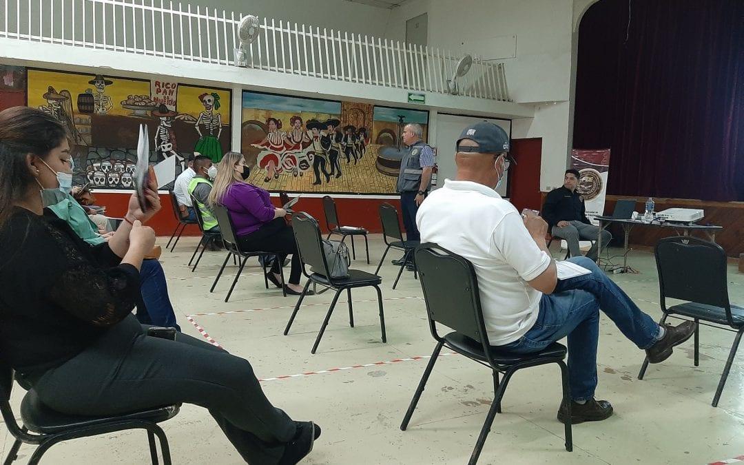 Para capacitar a nuestros colaboradores la FDE nos habla esta tarde en Casa de La Cultura, en materia de «Delitos Electorales en los que Puede Incurrir un Servidor Público»