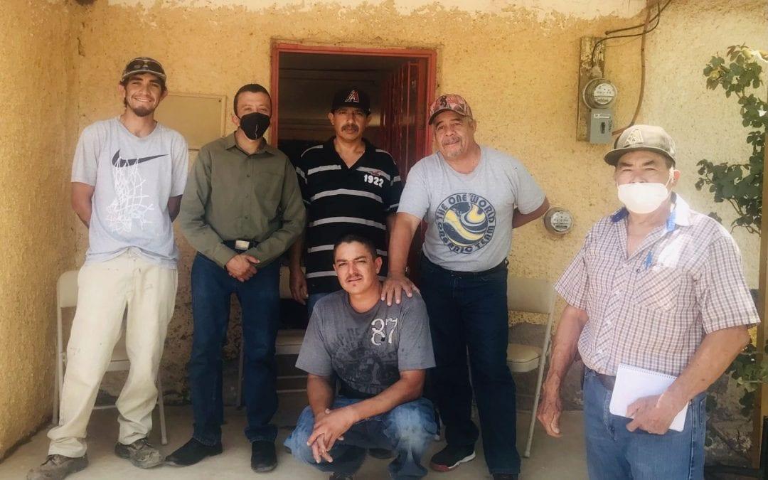 Gobierno Municipal, a través del Comité de Ecología y Medio Ambiente, La Dirección de Desarrollo Social y la Dirección de Desarrollo Rural, informa que arrancan acciones de limpieza y reforestación en el Ejido Ignacio Zaragoza.