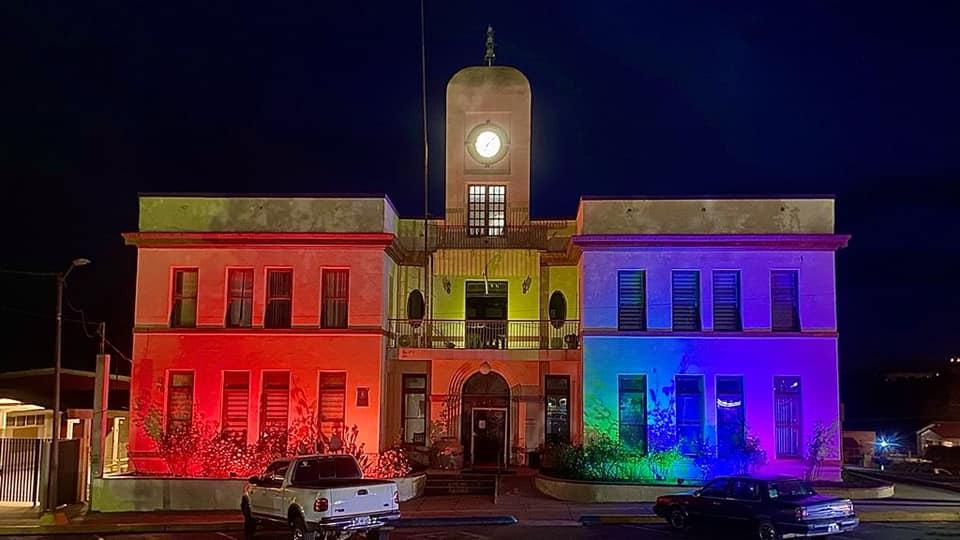 Día Internacional del Orgullo LGBT.
